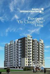 1210 sqft, 2 bhk Apartment in Gnext Sahil Siddhivinayak Tower Bhicholi Mardana, Indore at Rs. 27.8300 Lacs