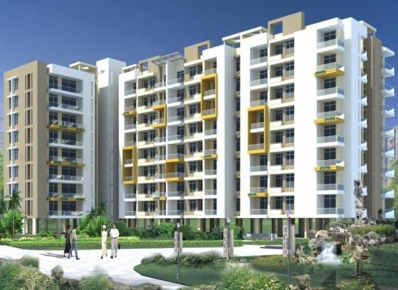 1850 sqft, 3 bhk Apartment in Milan Milan Heights Apartments Pipliyahana, Indore at Rs. 65.0000 Lacs