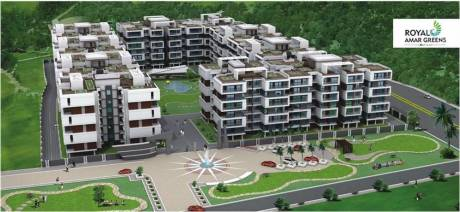 1700 sqft, 3 bhk Apartment in Man Royal Amar Green Vijay Nagar, Indore at Rs. 40.8000 Lacs