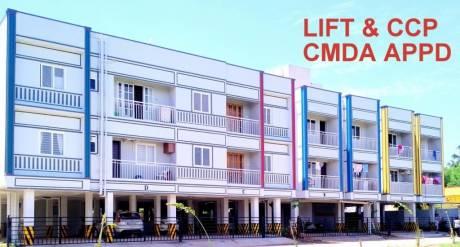 777 sqft, 2 bhk Apartment in Builder Project Porur GardenI Chennai, Chennai at Rs. 39.0000 Lacs