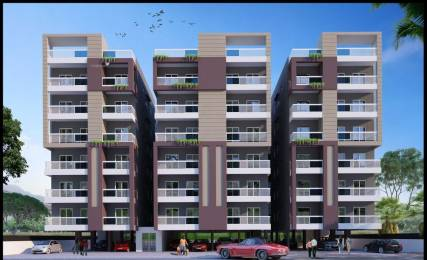 575 sqft, 1 bhk Apartment in Yash Golden Palm Niranjanpur, Indore at Rs. 12.5100 Lacs