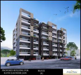 575 sqft, 1 bhk Apartment in Builder Anand vihar vijay nagar indore Vijay Nagar Square, Indore at Rs. 14.2100 Lacs