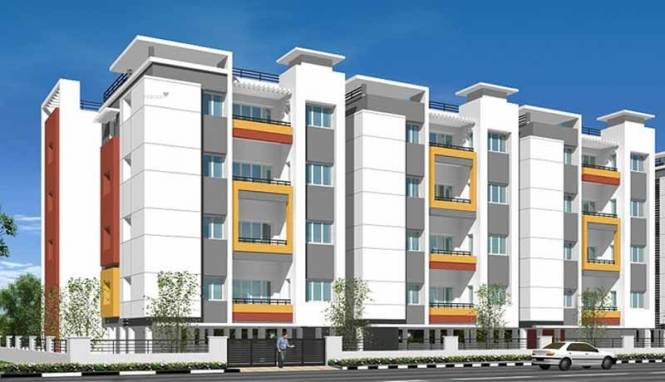 1200 sqft, 2 bhk Apartment in Builder Project Kadru, Ranchi at Rs. 10000