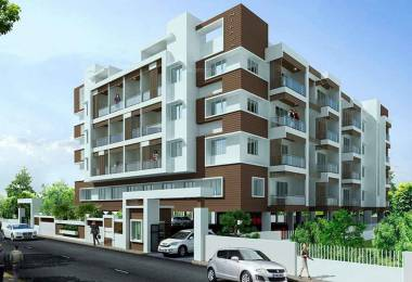 1375 sqft, 3 bhk Apartment in Builder Aashayana pro Anantapur, Ranchi at Rs. 15000