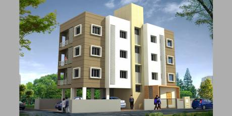1320 sqft, 3 bhk Apartment in Builder Aashayana pro Anantapur, Ranchi at Rs. 13000