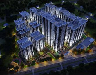 1255 sqft, 2 bhk Apartment in SMR Vinay Iconia Serilingampally, Hyderabad at Rs. 60.2400 Lacs