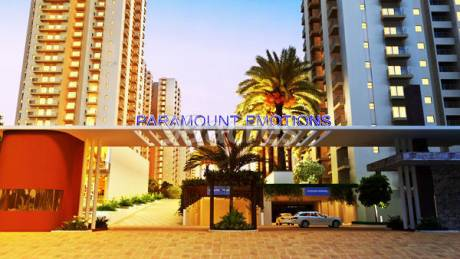 950 sqft, 2 bhk Apartment in Paramount Emotions Sector 1 Noida Extension, Greater Noida at Rs. 33.5000 Lacs