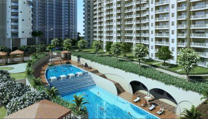1160 sqft, 3 bhk Apartment in Saviour Green Arch Techzone 4, Greater Noida at Rs. 33.5000 Lacs