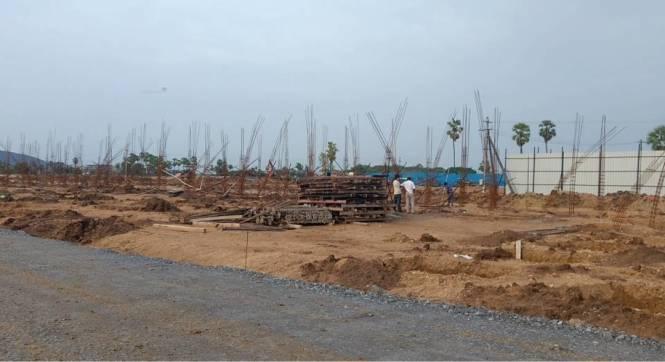 1695 sqft, 3 bhk Apartment in Sai Brundavanam Gannavaram, Vijayawada at Rs. 33.9000 Lacs