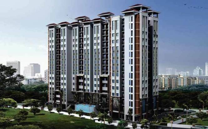750 sqft, 2 bhk Apartment in VBHC Palmhaven I Kumbalgodu, Bangalore at Rs. 32.0000 Lacs