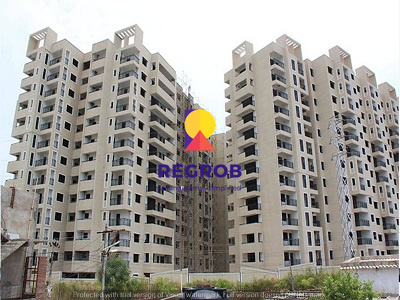 1545 sqft, 3 bhk Apartment in SMR Vinay Harmony County Bandlaguda Jagir, Hyderabad at Rs. 52.5300 Lacs