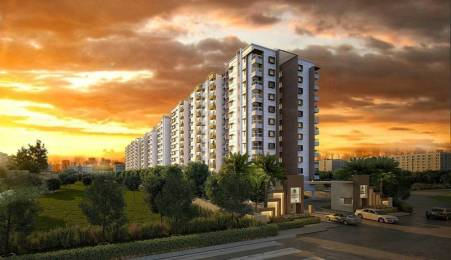 1214 sqft, 2 bhk Apartment in Habitat Iluminar Kengeri, Bangalore at Rs. 66.3000 Lacs
