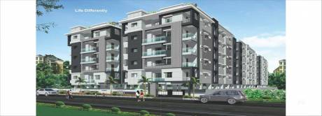 1701 sqft, 3 bhk Apartment in Builder Icon Fortune Towers Vidya Nagar, Guntur at Rs. 76.5500 Lacs