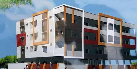 1400 sqft, 3 bhk Apartment in Builder Mukkapati Towers Prasadampadu, Vijayawada at Rs. 51.0000 Lacs