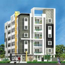 1680 sqft, 3 bhk Apartment in Builder Sri Luxury Royale Apartments Tadepalli, Guntur at Rs. 70.5600 Lacs