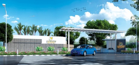 1485 sqft, Plot in Builder Lorven City Rajahmundry, East Godavari at Rs. 18.1500 Lacs