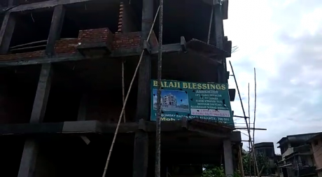 1113 sqft, 3 bhk Apartment in Balaji Blessing Behala, Kolkata at Rs. 34.5030 Lacs