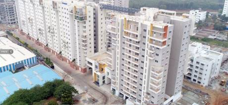 1700 sqft, 3 bhk Apartment in Ramky One North Yelahanka, Bangalore at Rs. 69.7000 Lacs