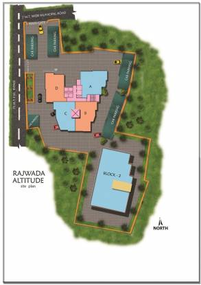 1454 sqft, 3 bhk Apartment in Rajwada Altitude Garia, Kolkata at Rs. 74.1540 Lacs