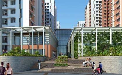 985 sqft, 2 bhk Apartment in Mantri Energia Thanisandra, Bangalore at Rs. 62.9400 Lacs