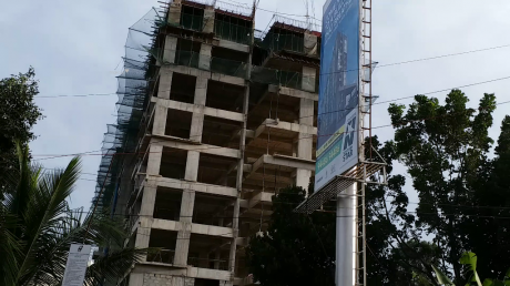 1435 sqft, 3 bhk Apartment in CoEvolve Northern Star Jakkur, Bangalore at Rs. 68.8600 Lacs