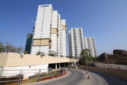 1180 sqft, 2 bhk Apartment in PBEL City Appa Junction Peerancheru, Hyderabad at Rs. 49.5600 Lacs