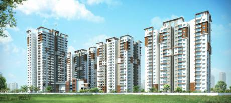 1865 sqft, 3 bhk Apartment in Salarpuria Sattva Magnus Shaikpet, Hyderabad at Rs. 95.8600 Lacs