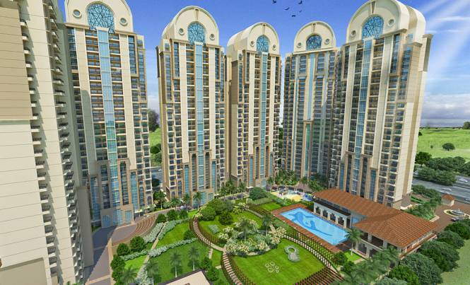 1500 sqft, 3 bhk Apartment in ATS Dolce Zeta, Greater Noida at Rs. 58.5000 Lacs