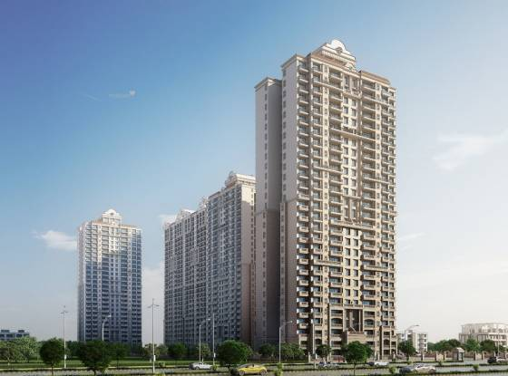1800 sqft, 3 bhk Apartment in ATS Rhapsody Sector 1 Noida Extension, Greater Noida at Rs. 65.7000 Lacs