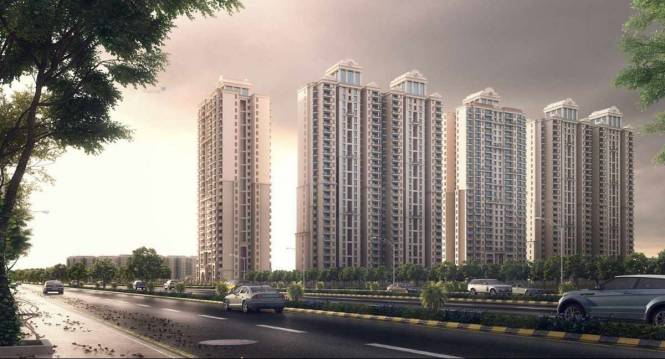 2400 sqft, 4 bhk Apartment in ATS Rhapsody Sector 1 Noida Extension, Greater Noida at Rs. 92.4000 Lacs