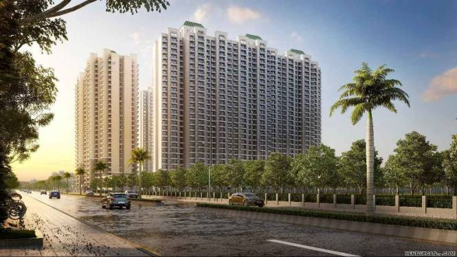 1165 sqft, 2 bhk Apartment in ATS Homekraft Happy Trails Sector 10 Noida Extension, Greater Noida at Rs. 41.9100 Lacs
