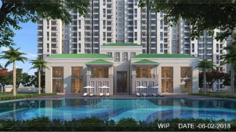 1385 sqft, 3 bhk Apartment in ATS Homekraft Happy Trails Sector 10 Noida Extension, Greater Noida at Rs. 49.8600 Lacs