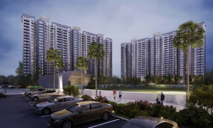 1137 sqft, 2 bhk Apartment in Eldeco Live By The Greens Sector 150, Noida at Rs. 45.7074 Lacs