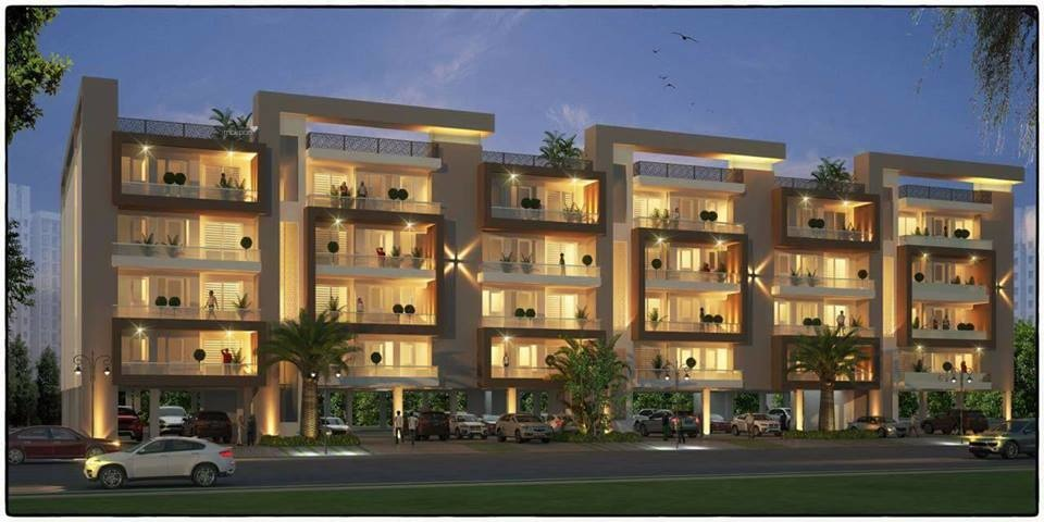 1730 sq ft 3BHK 3BHK+3T (1,730 sq ft) + Store Room Property By At Realtors In Citi, Zirakpur