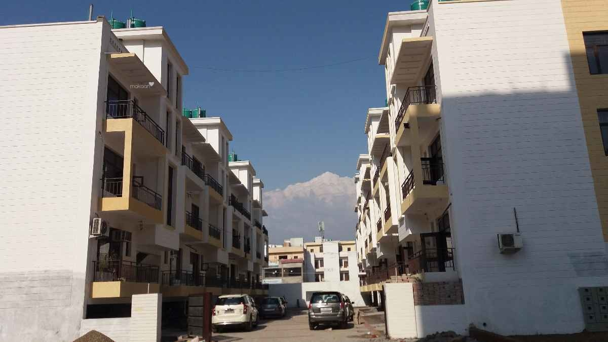 1550 sq ft 3BHK 3BHK+3T (1,550 sq ft) + Servant Room Property By Bliss Builders Promoters In Bliss Homes, Sector 20 Panchkula