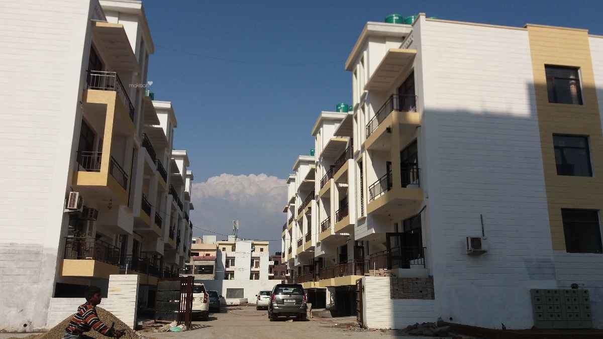 1550 sq ft 3BHK 3BHK+3T (1,550 sq ft) + Store Room Property By Bliss Builders Promoters In Project, Peermachhala