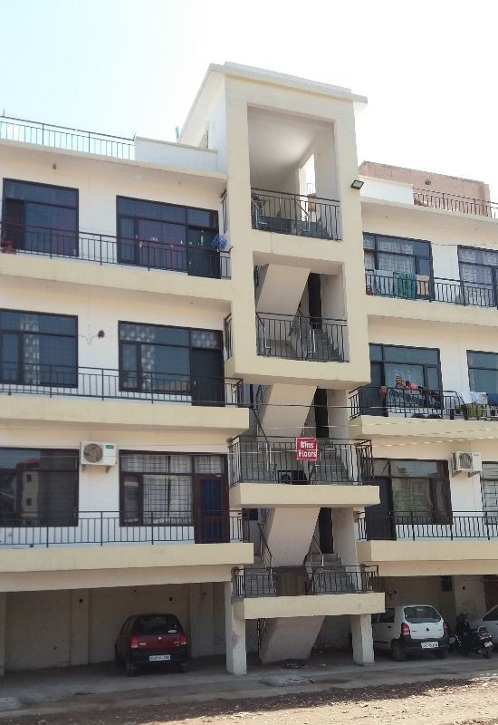 530 sq ft 1BHK 1BHK+1T (530 sq ft) Property By Bliss Builders Promoters In Project, Panchkula Sec 20