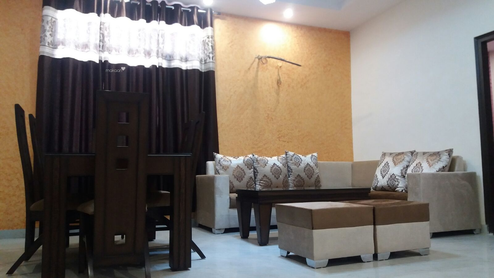 1550 sq ft 3BHK 3BHK+3T (1,550 sq ft) + Servant Room Property By At Realtors In Project, Sector 20 Panchkula