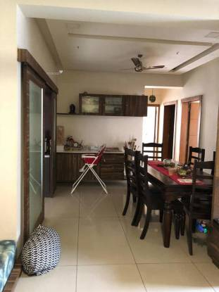 2285 sqft, 3 bhk Apartment in JP Iscon Platinum Bopal, Ahmedabad at Rs. 60000