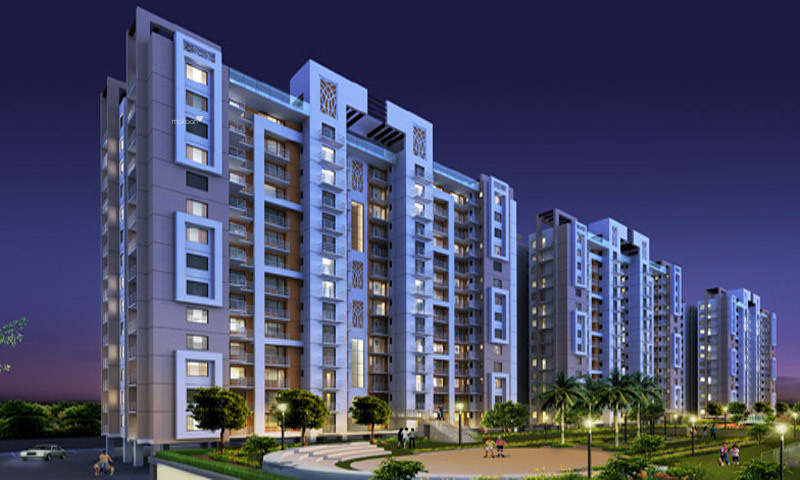 1295 sq ft 3BHK 3BHK+2T (1,295 sq ft) Property By Ajmani Estates In Project, Sector 92