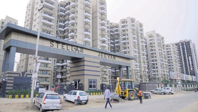 2258 sq ft 4BHK 4BHK+5T (2,258 sq ft) + Study Room Property By Ajmani Estates In Jeevan, Sector 1 Noida Extension