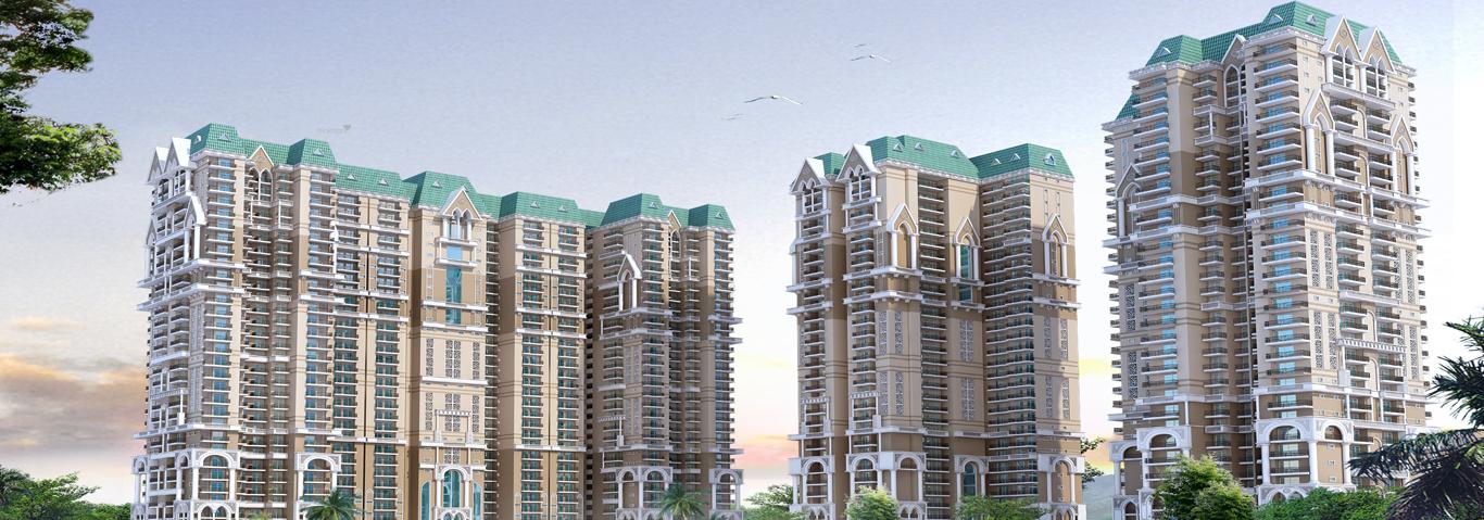 1698 sq ft 3BHK 3BHK+3T (1,698 sq ft) + Study Room Property By Ajmani Estates In Project, Siddharth Vihar Indirapuram