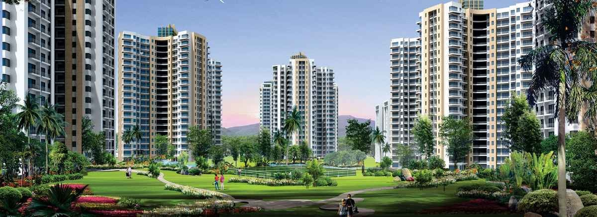 1075 sq ft 2BHK 2BHK+2T (1,075 sq ft) Property By Ajmani Estates In 7th Avenue, Sector 4 Noida Extension