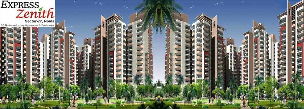 1695 sq ft 3BHK 3BHK+3T (1,695 sq ft) Property By Ajmani Estates In Zenith, Sector 77