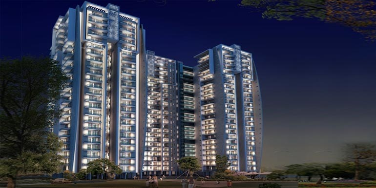 1873 sq ft 3BHK 3BHK+3T (1,873 sq ft) Property By Ajmani Estates In The Florus, Maharaja Agarsain Chowk