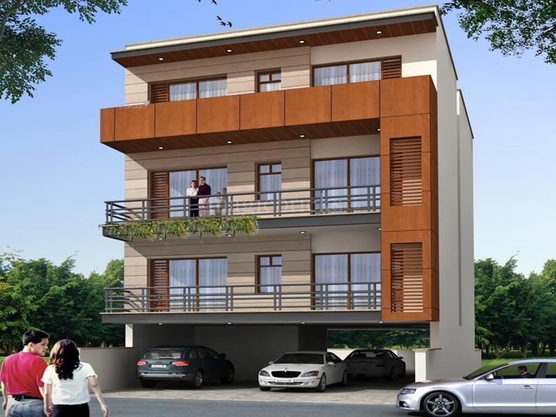 1250 sq ft 2BHK 2BHK+2T (1,250 sq ft) Property By Shree Radha and Company In Project, Sector 40