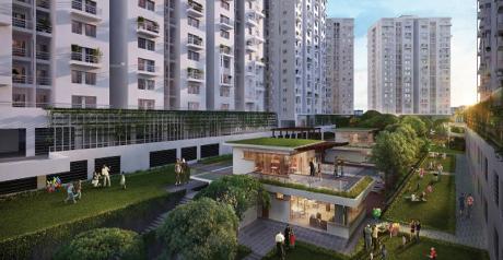808 sqft, 2 bhk Apartment in Godrej Greens Undri, Pune at Rs. 42.0000 Lacs