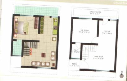 1600 sqft, 3 bhk IndependentHouse in Builder Project Anand Sojitra Road, Anand at Rs. 19.5100 Lacs