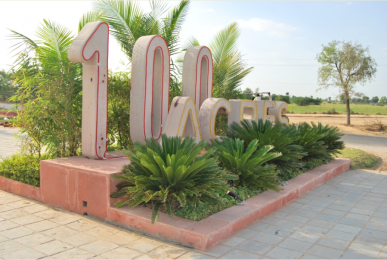 4500 sqft, Plot in JBR 100 Acres Mankol, Ahmedabad at Rs. 18.9900 Lacs