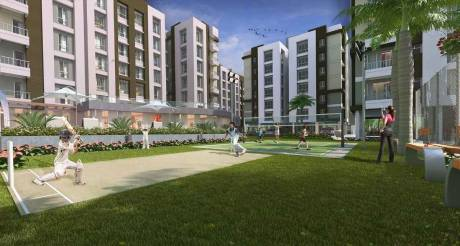 898 sqft, 2 bhk Apartment in Loharuka Freshia Rajarhat, Kolkata at Rs. 32.7860 Lacs